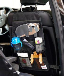 Autós ülésre játéktároló