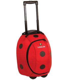 Gurulós gyerek bőrönd